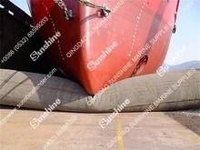 Marine natural rubber inflatable air ballon