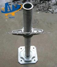 scaffolding adjustable screw base jack