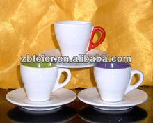 ceramic espresso CUP and saucer