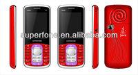 Dual sim mobile phone M88 large speaker Support FM/Bluetooth/MP3/MP4