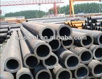 OD219mm*WT25mm 35NiCr18 BS EN S275JR SCM445H structural steel pipes