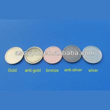 Brass sublimation coin, souvenir various blank coin for sublimation, metal gold/brass/bronze/copper coin
