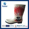 colorful shiny men's rain boots for coach
