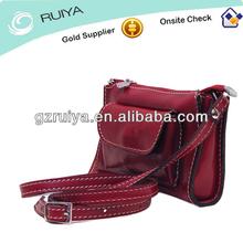 Fashion Colorful Italian Calfskin Leather Mini Satchel for Women-JC-4102