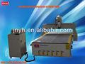 Boa qualidade& preço de fábrica yh- 1325( 1300mm*2500mm*200mm) de máquinas cnc de eixo