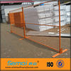 Electro Galvanized after PVC/powder painting Temporary Fence