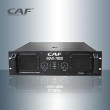 China manufacturers class D/h circuit audio digital power amplifier