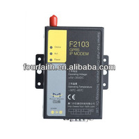 F2103 Industrial Modem for Electric Vehicles Recharging Points Remote Mnitoring Application