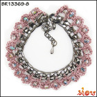 Fancy fashion classic gold plated middle east bracelet