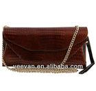 wine red snake skin wallet,ladies purse,genuine leather purse