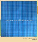 yarn dyed fabric /cotton checks fabric / mens shirt fabric