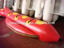 3 persons banana boat
