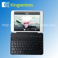Ultrathin Aluminum Alloy Bluetooth Wireless Keyboard For IPad 2 /3 /Black/white