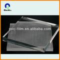 colorido reparto de corte de plástico transparente de espesor altamente pulido hoja de acrílico