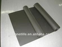 Rubber magnet ,flexible ferrite magnet sheet