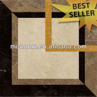 New custom design home marble tile dark blue semi precious stone for villa