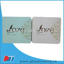 Customized hardcover notebook,/writing pad/hardcover plain notebook