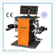 Laser Wheel Alignment Equipment / Wheel Alignment Manufacturer