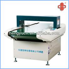 HY-600A broken needle metal detector for garment apparel industry