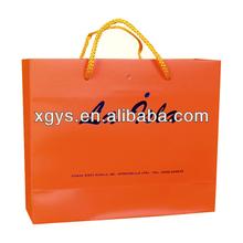 Personalizado nome da empresa de sacos de papel