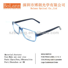 High Quality Fred Optic Frame With CE Approval