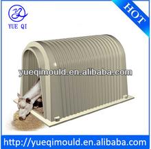 rotational molding plastic sheep's house,roto molded sheep house