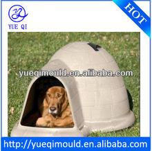 rotational molding plastic dog house,roto molded pet house