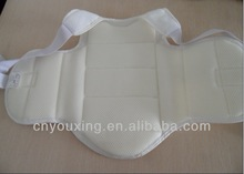 WKF approved thin karate chest guard protector ,karate equipment