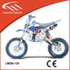 mini bike kick starter best selling bike 125cc