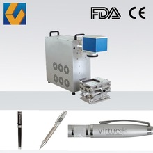 CY-MR10/20 Machine Laser Engraver Metal Pen with Rotary