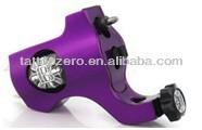 Bishop Rotary Tattoo Machine Gun purple RTM-1003-54Clip cord