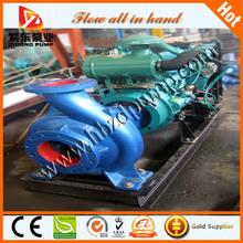 irrigazione agricola pompa con motore diesel