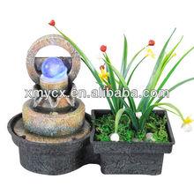 Decorative mini water fountain gifts