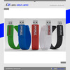 giveaway presents usb flash drive , silicon wristband usb disk ,oem bracelet wrist usb memory stick