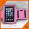 Hottest pvc waterproof sport armband bag for iphone5