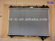aluminum auto radiator car part SUZUKI GRAND VITARA DPI 13136 manufacture