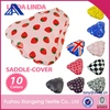 Promotional Advertising PVC Waterproof bicycle seat cover