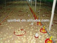 Ground farming broiler equipment