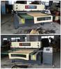 double side auto feeding hydraulic die cutting machine