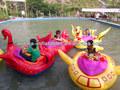 Kiddie barcos para carros para crianças jogo de água