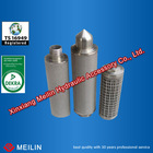 stainless steel filter pleating machine