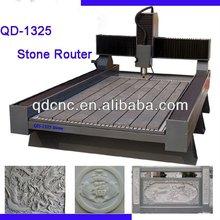 Headstone engraving equipment 1325 QD brand / QD-1325 stone cnc machine on granite/ engraving marble machine
