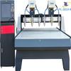 High precision of plane wood working engraving machine