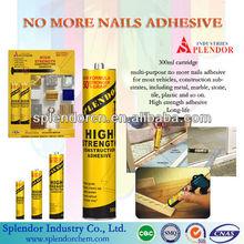 All Purpose Silicone Sealant/Super No Nails Glue