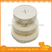Wholesale cake decorating tool stand for wedding cakes