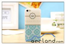 New Ultra-thin Dermatoglyph custom paint hard plastic case for iphone 4 4s/5 5S