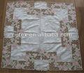 Especial mesa de paño bordado, el tejido, lugar esteras/alfombrillas