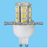 G9 led light bulb for house design