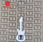 Hot souvenir keyring zinc alloy key chain beautiful guita key chain car logo keyring