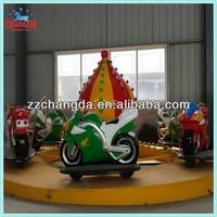 Park amusement motorcycle racing suit for kids